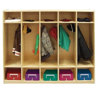 Daycare Cubbies Classroom Lockers And Preschool Shelves