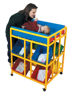 Infant And Toddler Diaper Changers Changing Tables For