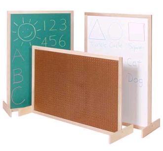 Preschool Room Dividers Play Panel Velcro Panels